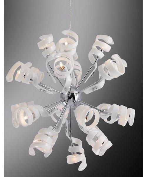 ΦΩΤΙΣΤΙΚΟ ΠΟΛΥΦΩΤΟ CROMO WHITE+GLASS