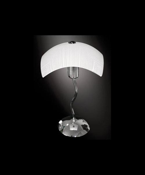 ΦΩΤΙΣΤΙΚΟ ΠΟΡΤΑΤΙΦ 1Φ CHROME+FROSTED GLASS