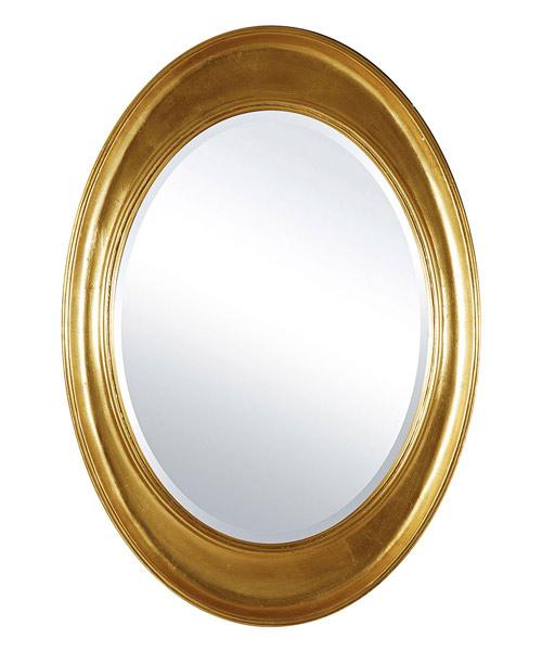 ΚΑΘΡΕΠΤΗΣ 55Χ75 ANTIQUE GOLD OVAL