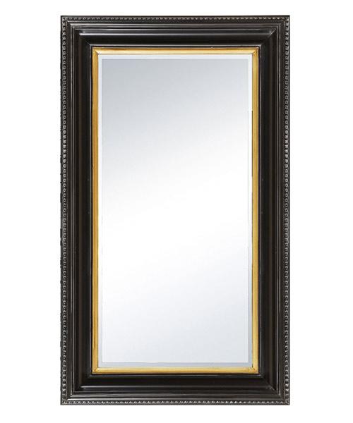 ΚΑΘΡΕΠΤΗΣ 90X150m ANTIQUE BLACK/GOLD